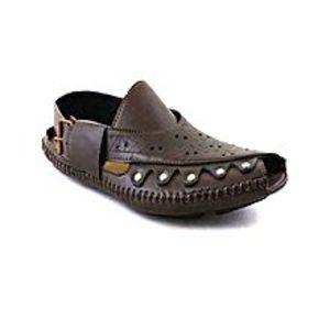 Daraz FashionMen's Brown Austell Deck Sandal Design 3