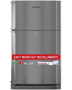 Kenwood Refrigerator KRF-280VCM - 308Ltr - Big Size Imported Series - Blue Hairline Silver
