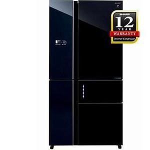 Sharp SJF876GK Hikaru Series 800L Inverter Refrigerator