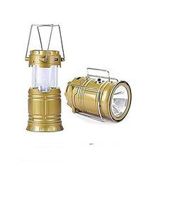 Solar Rechargeable Camping Lantern Light 5800