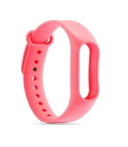 Strap for MI Band 2 - light Red