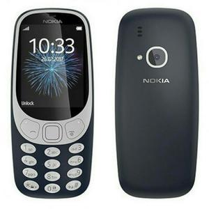 Nokia 3310 original dark blue
