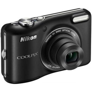 Nikon COOLPIX L28 20.1 MP Digital Camera with 5x Zoom Lens and 3""