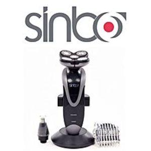 SinboRotating Razor Shaver Ss-4028