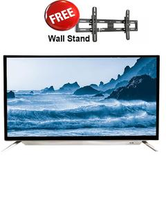 32 inch Slim LED TV With Free Wall Stand-Full HD Smart  Slim Tv