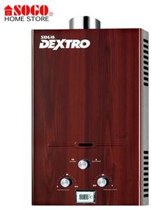 Sogo Sogo Brownwood Instant Gas Water Heater 6 Ltr, (LPG)