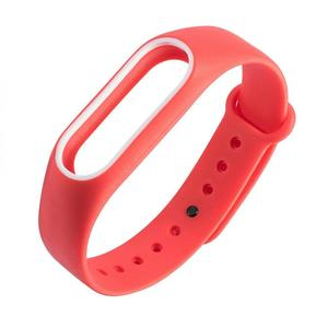 Replacement Silicone 220mm Wriststrap Watch Band for Xiaomi Miband 2 Watch