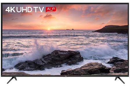 TCL  50P65 UHD 4K SMART LED TV