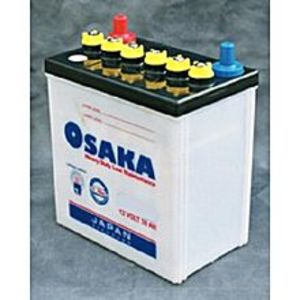 Osaka Batteries 12GEN-MR35  - 7 Plates For Generator / Pickup