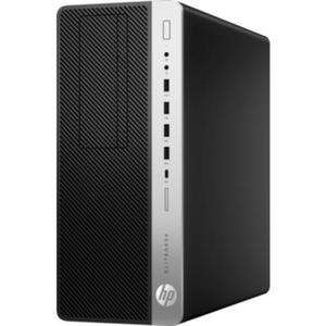 HP ELITEDESK 800G4 CI5,8500,Intel® Q370,4GB, 1TB, DVD/RW,DOS , KB/MOUSE 1Y (4FW49AV)