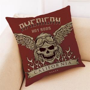 Fashion Home Decor Pillow Cases Cotton Linen Bed Sofa Cushion Throw Cover