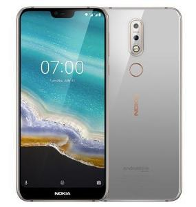 "Nokia 7.1 - 5.8"" HD Display - 4GB RAM - 64GB ROM -Fingerprint Sensor"