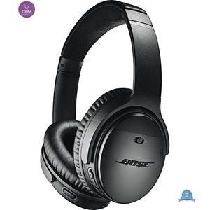 ee996efb7b2 Bose QuietComfort 35 (Series II) Wireless Headphones, Noise Cancelling,  with Alexa voice control Black