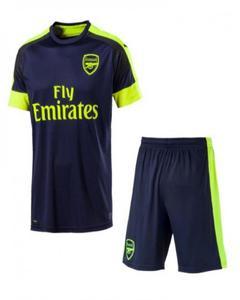 4a692f451 ... iShopping.pk - updated Mar 2019. Blue Polyester Arsenal Football Kit -  Medium