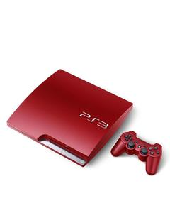 PlayStation 3 Slim - 320 GB - Red