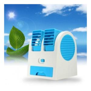 Usb Battery Mini Turbine - 5V - Dual Purpose Fan Cooler