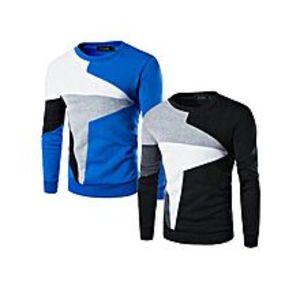 AybeezPack Of 2 Sweatshirts For Men - ABZ-2274 S