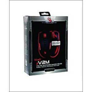 BloodyA4TECH V2M Gaming Mouse - Black