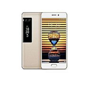 "MEIZU Pro 7 - 5.2"" + 2"" Dual Display - 4GB RAM - 64GB ROM - 12/12/16 MP Camera - Gold"