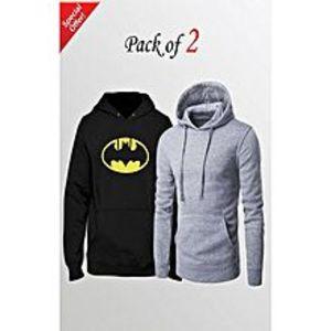 Shop All OnlinePack Of 2 Printed Hoodies For Men