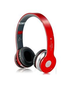 Solo Wireless Stereo Bluetooth Headset - Red