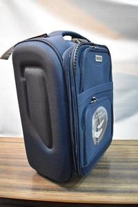 Purse House Light Weight Travel Luggage Bags Blue ( 28 inch)
