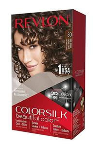 Color Silk 3D Technology USA For Men and Women No 30 Dark Brown