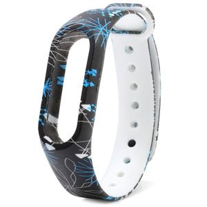 New TPU Smartwatch Strap for Xiaomi Mi Band 2 Replacement WristBand Bracelet Hot
