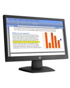 HP 18.5 inch LED Monitor - Black