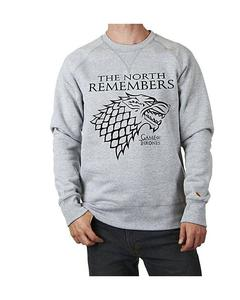 Grey Game Of Throne Sweat Shirt For Him