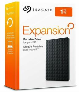 1TB External Portable Hard Drive USB 3.0