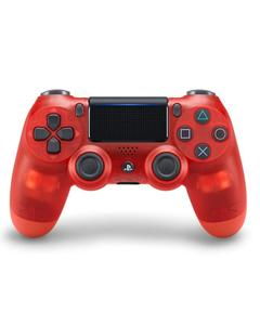 Sony PlayStation DualShock 4 PS4 Wireless Controller (2nd Generation) - Exclusive Red Crystal Edition