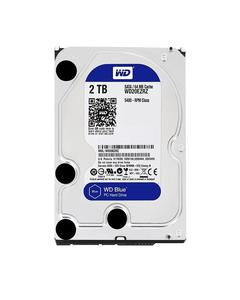 WD Blue 2TB 5400 RPM SATA  64MB Cache 3.5 Inch Hard Drive
