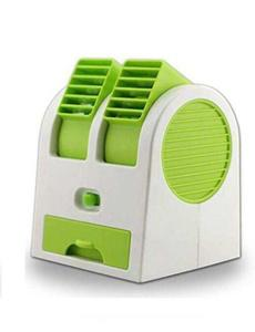 Royal Traders USB Air Conditioner Fan - Green