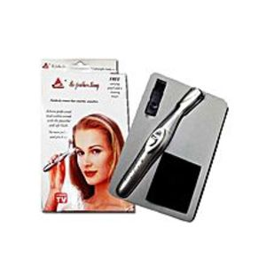 As seen on tvBi-Feather King Eye Brow Hair Remover & Trimmer - Silver