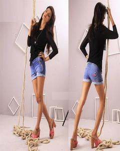 Blue Denim Jeans For Women