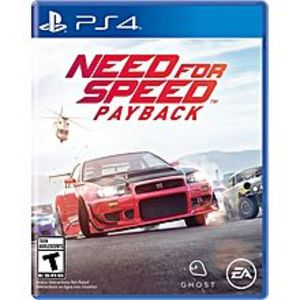 SonyNeed for Speed Payback - PlayStation 4