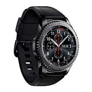 SamsungGear S3 Frontier Smart Watch - Black