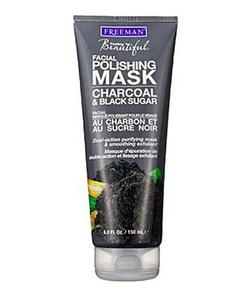 Feeling Beautiful Polishing Mask, Charcoal and Black Sugar-150ml