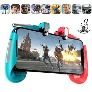 AK16 Pubg Mobile Gamepad Pubg Controller for Phone L1R1 Grip with Joystick Trigger L1r1 Pubg Buttons for iPhone Android IOS