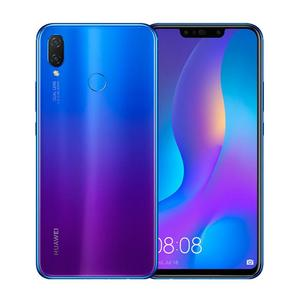 "Huawei Nova 3i - 6.3"" Display - 4GB Ram - 128GB Rom - Front 24-MP+2-MP - Rear 16-MP+2-MP Android 8.1 - Fingerprint- (Purple)"