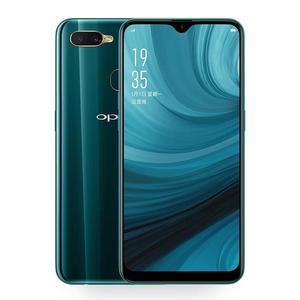 """OPPO A7 - 6.2"""" - 4GB RAM + 64GB ROM - Glaze Blue"""