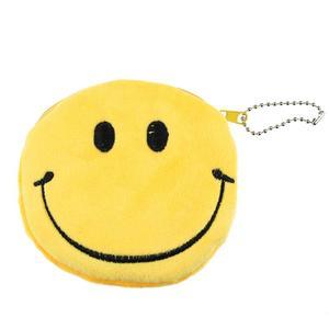 Fashion Women Lovely Lady Small Wallet Emoji Smile Purse Bag Gift Happy