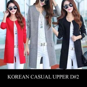 KOREAN CASUAL UPPER D2