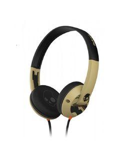 Skullcandy Uprock On-Ear Headphones with Mic - Camo Slate