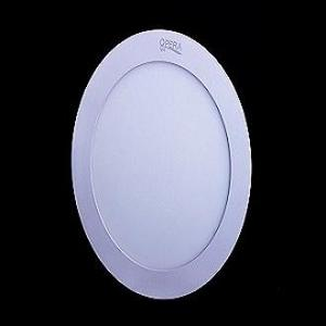 Concealed Round Panel LED Light White  15W