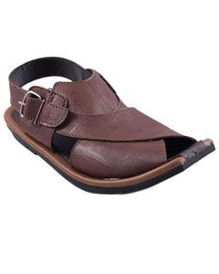 Mens Brown Peshawari Sandal 9904