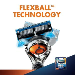 Gillette Fusion Proglide FlexBall Power Shaving Razor Blades - 2s Pack (Cartridge)