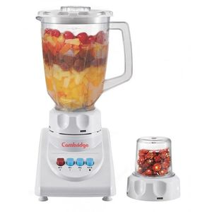 Cambridge Appliance BL 204 - Blender with Mill - 250W - White