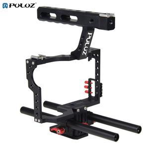 TE PULUZ PU3010 Aluminum Camera Cage Steadicam Stabilizer Suitable for Sony A7